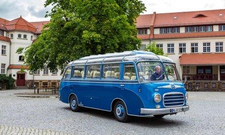 Setra Clubbusse feiern Jubiläum