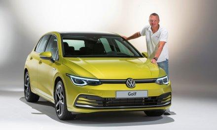 Weltpremiere VW Golf – Die achte Symphonie
