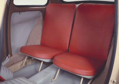 Subaru360 Hintersitze