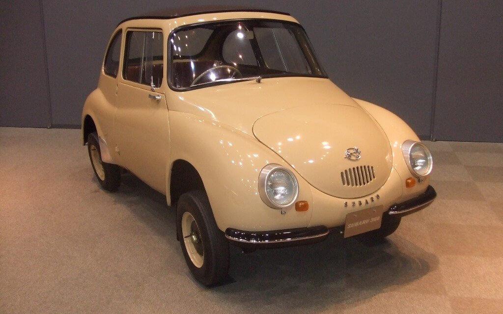 Subaru 360 – Der japanische Käfer