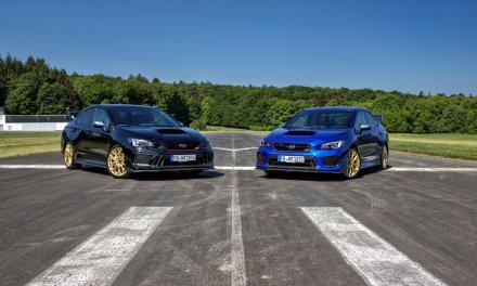 Subaru WRX STI – Impreza im Sportdress