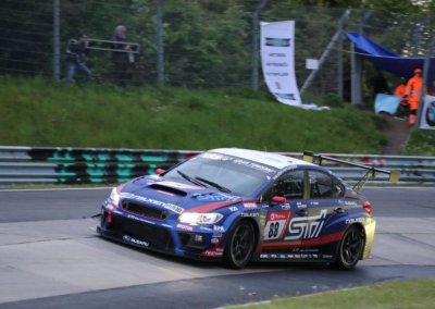 Subaru WRX STI NBR Challenge 24-h-Rennen Nürburgring 2019