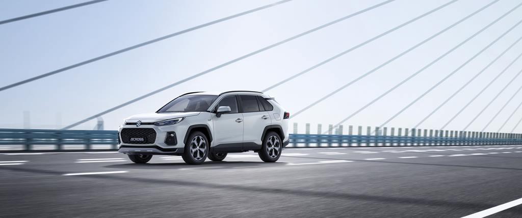 Suzukis Kooperation mit Toyota trägt erste Früchte
