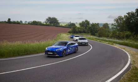 Toyota Mirai – Mit Wasserstoff mobil