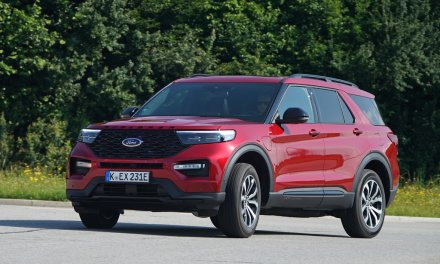 Ford Explorer ST Line – Plug-in-Hybrid aus Chicago
