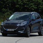Ford Kuga EcoBlue Hybrid – Effizient mit 48 Volt