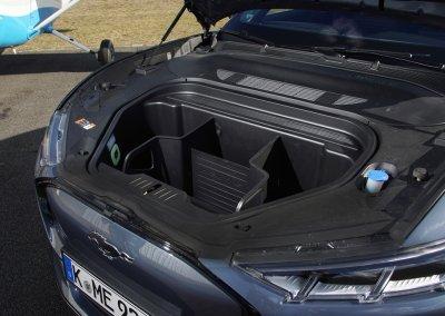 Ford Mustang Mach-E Kofferraum vorne