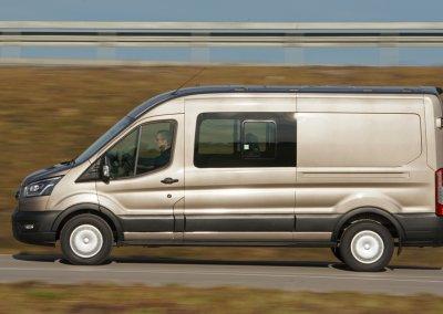 Ford Transit Mildhybrid