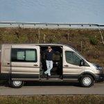 Ford Transit Mildhybrid – 48 Volt für bessere Effizienz