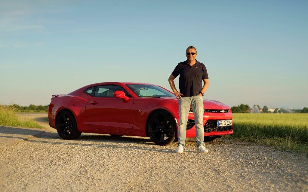 Chevrolet Camaro V8 Coupé – Purer Rock'n'Roll