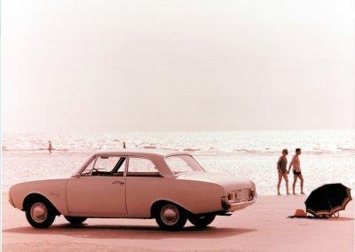 Ford Taunus 17 M P3, 1960-1964
