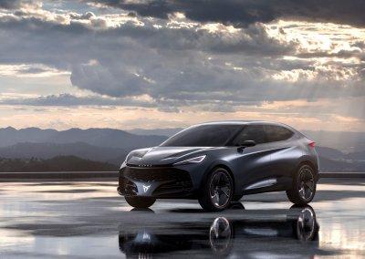 Cupra Tavascan Concept Car
