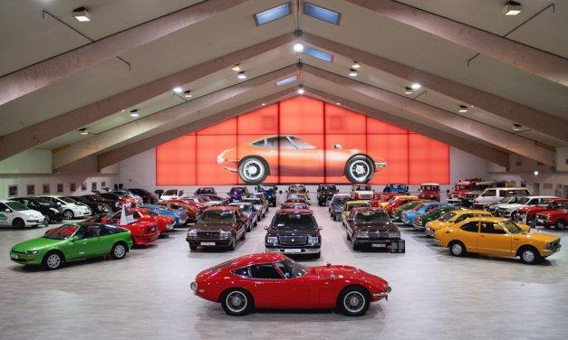 Toyota Collection – Endlich wieder offen