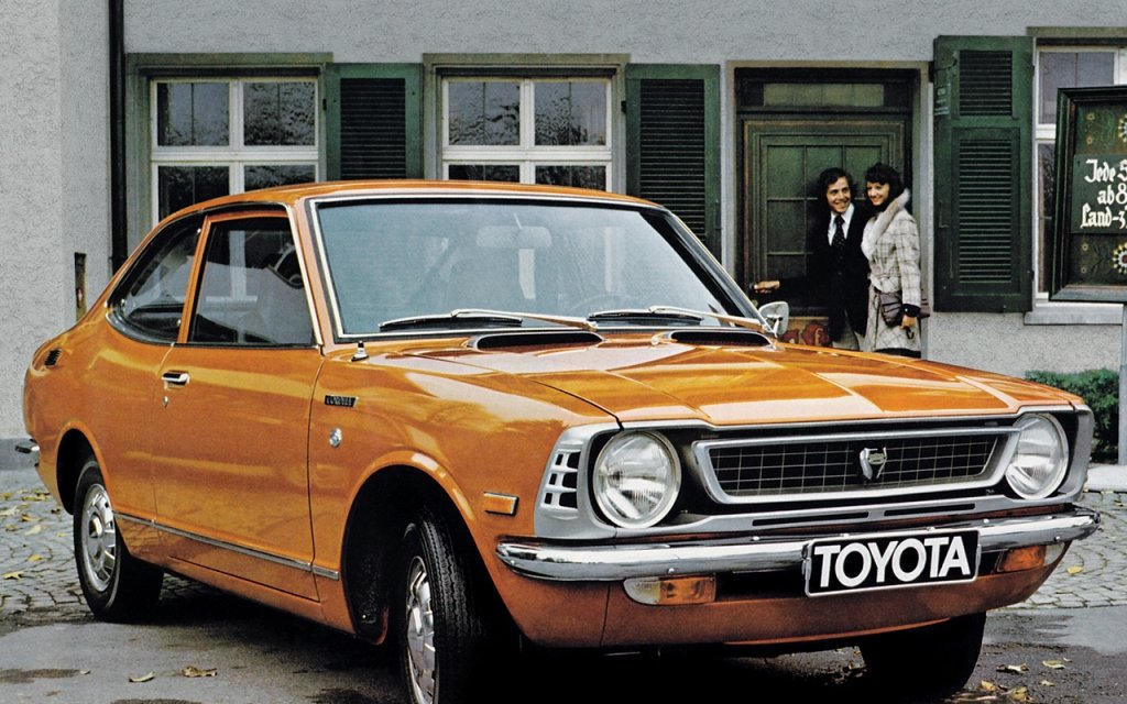 Toyota kommt nach Deutschland