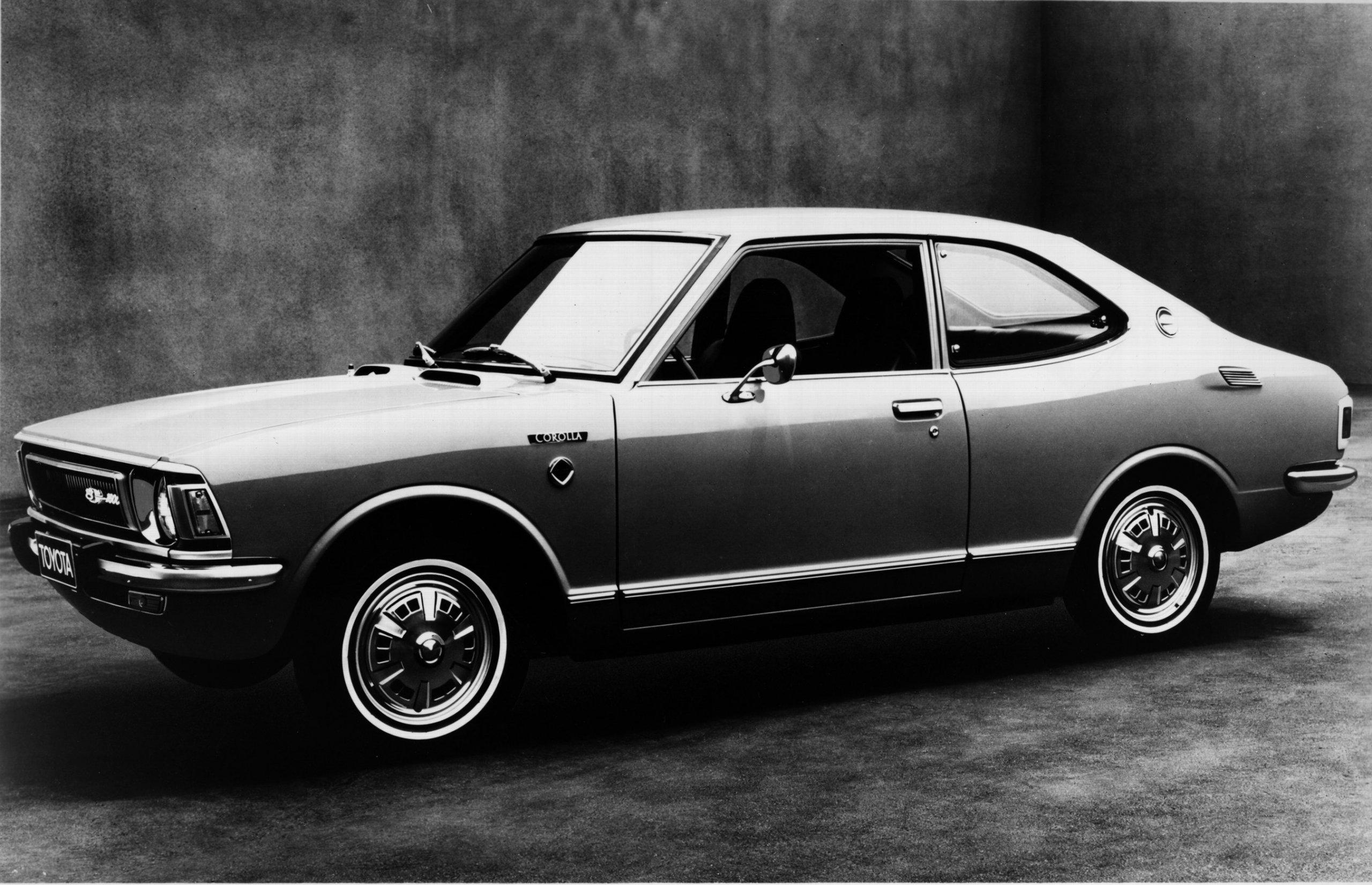 oyota Corolla 1600 Fastback