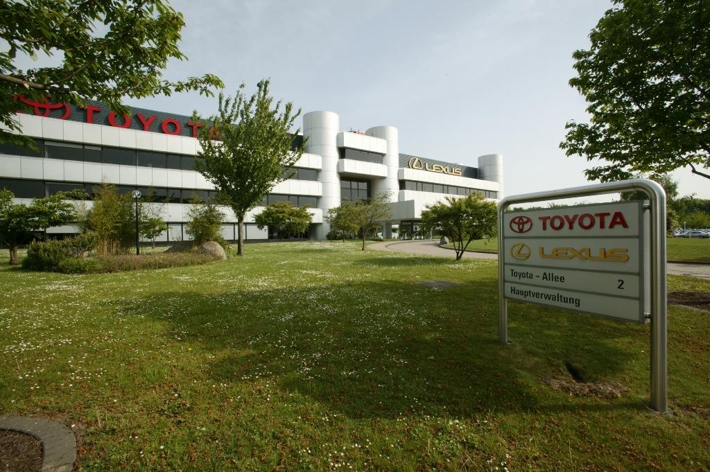 Toyota Deutschland Zentrale