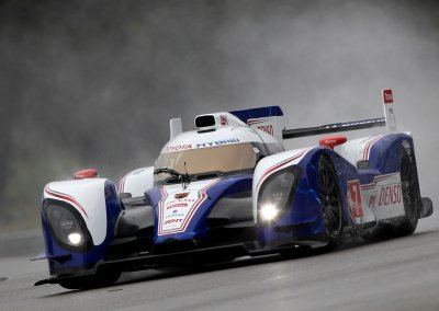 TO5 Toyota Hybrid Racing. 21-22 May 2012.