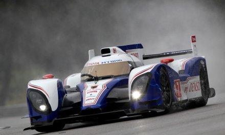 Toyota wird Langstrecken-Weltmeister