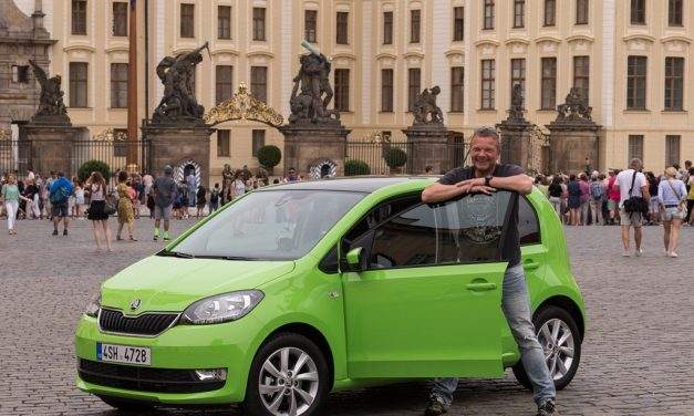 Skoda Citigo – Der Prager Stadtflitzer