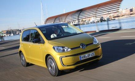VW e-up! – Elektrischer Stadtflitzer