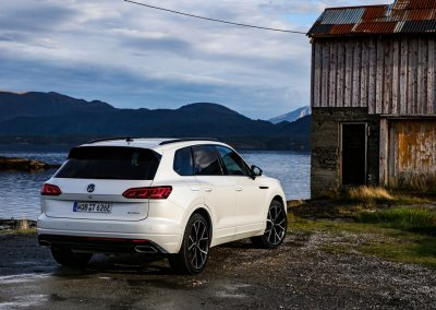 VW Touareg R