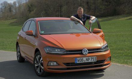 VW Polo TGI – Sauber und flott