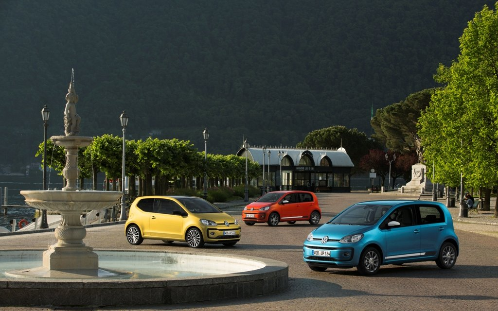 VW eco up! – Preiswert und effizient mit CNG