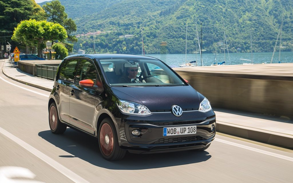 Volkswagen up! – Mehr Power