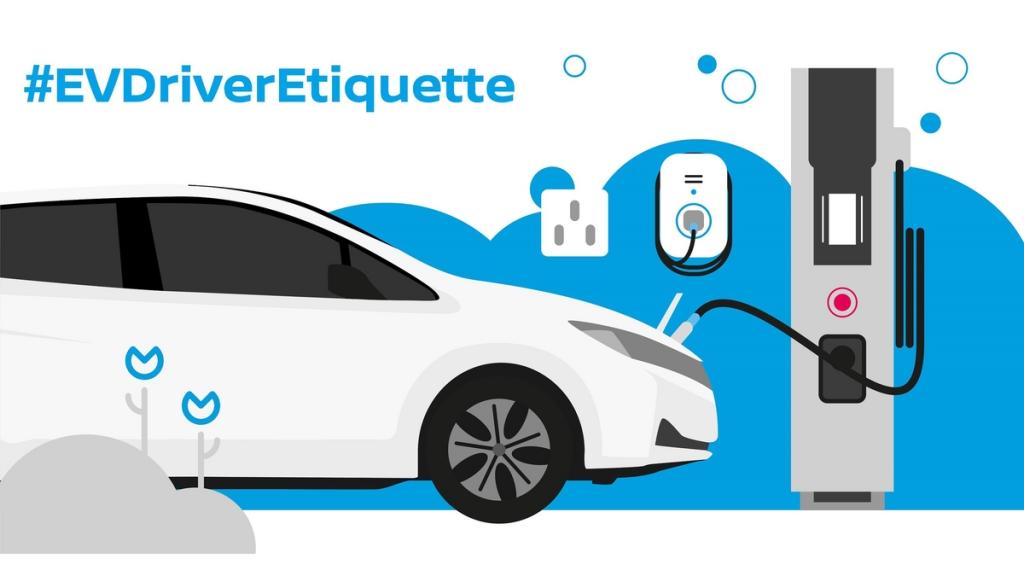 Die E-Fahrer-Etikette – Tipps von Nissan