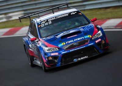 Subaru WRX STI 24-h-Rennen Nürburgring 2017