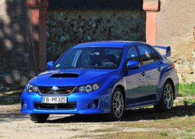 Subaru WRX STI 2011