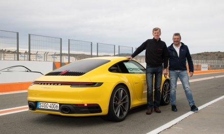 Video: Walter Röhrl unterwegs mit dem Porsche 911 Carrera S
