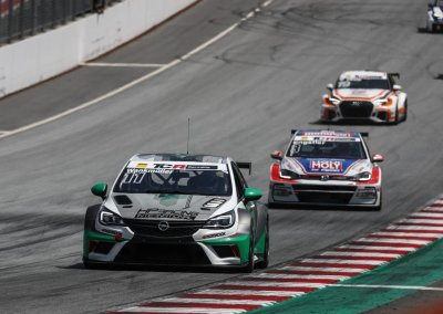 ADAC TCR Germany, 5. + 6. Lauf Red Bull Ring 2018 - Foto: Gruppe C Photography