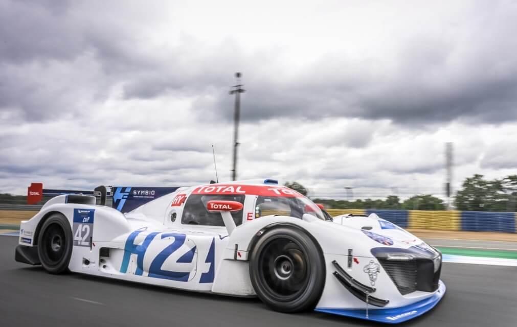 Michelin setzt auf Wasserstoff