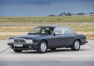 Jaguar XJ – Die Sänfte wird 50