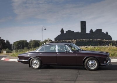 Jaguar XJ Queen Mum