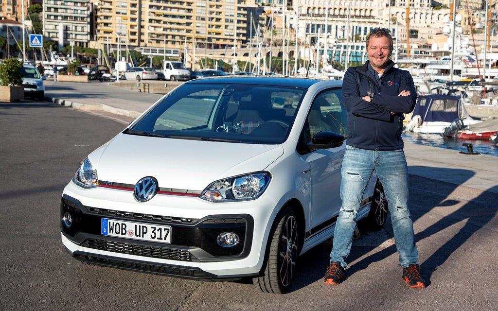 Volkswagen up! GTI – Die Ikone in klein