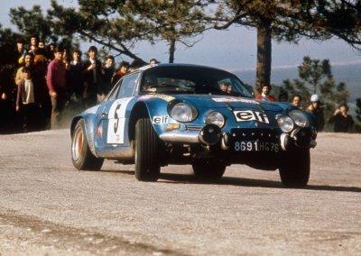 Alpine A110, Rallye Portugal, Rallye, 1973