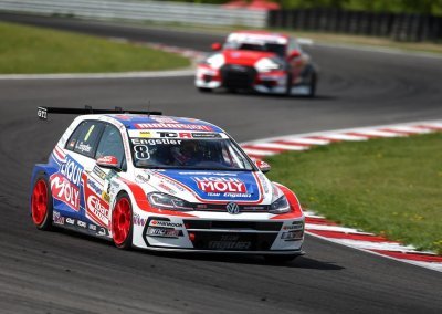 Luca Engstler ADAC TCR Germany VW Golf GTI TCR