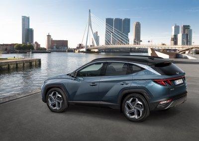 Hyundai Tucson Vierte Generation