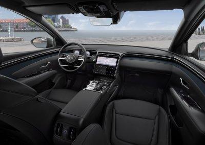Hyundai Tucson Vierte Generation Interieur