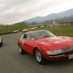 50 Jahre Ferrari 365 GTB/4 Daytona