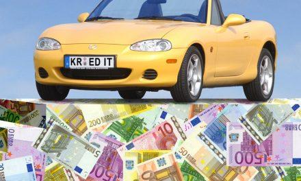 Die Autofinanzierung muss ins Budget passen