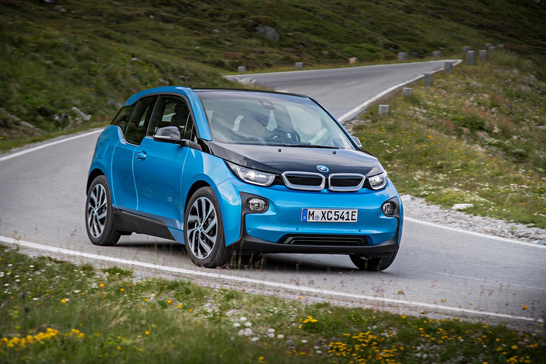 Gebrauchte Elektroautos: Der BMW i3 findet im Schnitt am schnellsten einen Käufer