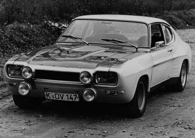 Ford Capri Mashal, 1970