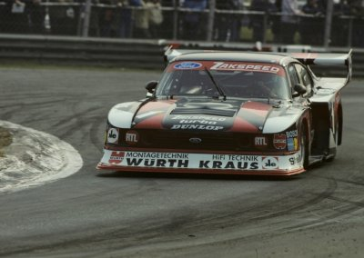 Ford Capri Turbo 1980