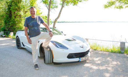 Chevrolet Corvette C7 Grand Sport Cabriolet – Rennstreckenfeeling