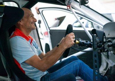 Gabriele Tarquini Hyundai i30 N TCR
