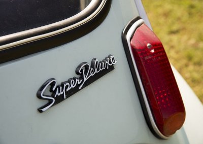 Subaru 360 Super Deluxe