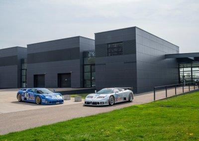 Bugatti EB110 Super Sport Molsheim